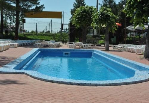 Mozaic piscina 2 Top mosaic - Poza 1