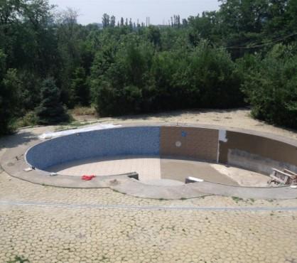 Mozaic piscina 5 Top mosaic - Poza 1