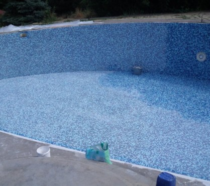 Mozaic piscina 5 Top mosaic - Poza 2