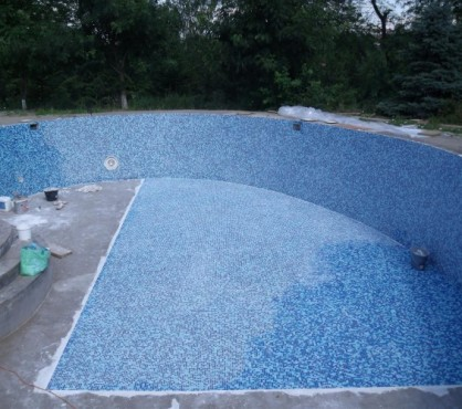 Mozaic piscina 5 Top mosaic - Poza 4