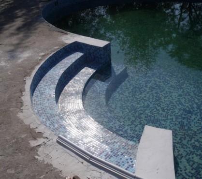 Mozaic piscina 5 Top mosaic - Poza 8