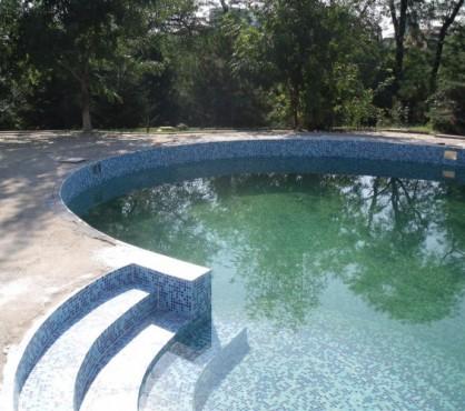 Mozaic piscina 5 Top mosaic - Poza 9