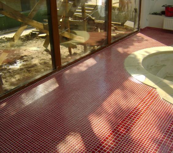 Mozaic piscina 6 Top mosaic - Poza 2
