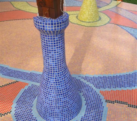Mozaic terasa exterioara Top mosaic - Poza 3