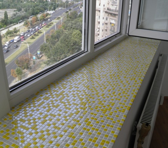 Mozaic balcon Top mosaic - Poza 3