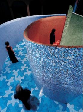 Mozaic BISAZZA - Poza 2