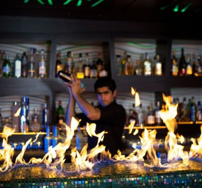 Azerbaijan - Pasifico Lounge Restaurant - Baku SICIS - Poza 3