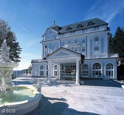 Czech Republic - Esplanade Hotel - Marienbad SICIS - Poza 1