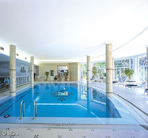 Czech Republic - Esplanade Hotel - Marienbad SICIS - Poza 5