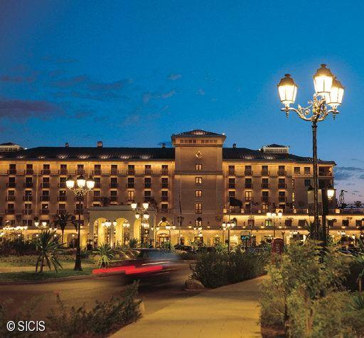Ethiopia - Addis Abada Sheraton Hotel SICIS - Poza 1