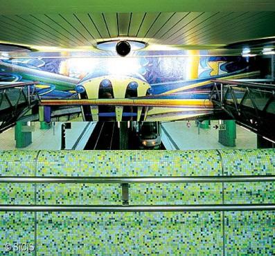 Germania - Subway Kropcke - Hannover SICIS - Poza 1
