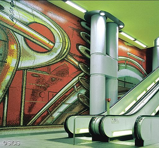 Germania - Subway Kropcke - Hannover SICIS - Poza 2