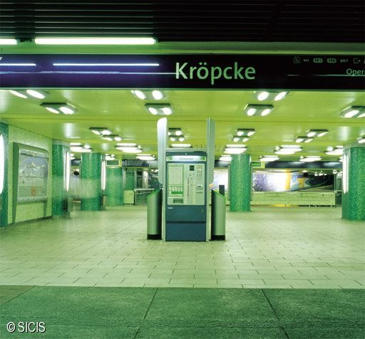Germania - Subway Kropcke - Hannover SICIS - Poza 7