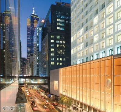 Hong Kong - Mandarin Oriental Hotel SICIS - Poza 1