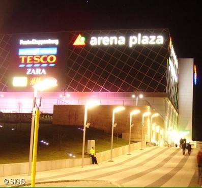 Ungaria - Arena Plaza - Budapest SICIS - Poza 1