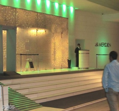 India - LeMeridien Hotel - New Delhi SICIS - Poza 1