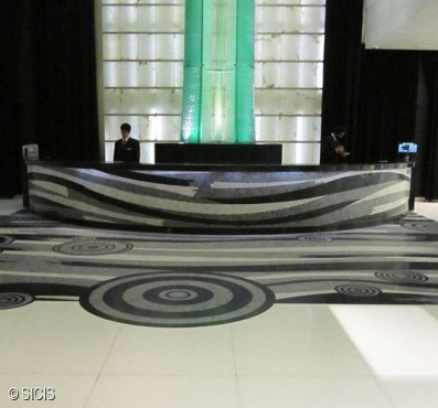 India - LeMeridien Hotel - New Delhi SICIS - Poza 6