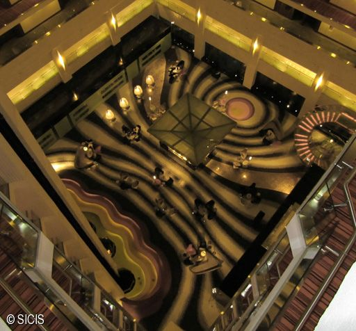 India - LeMeridien Hotel - New Delhi SICIS - Poza 8