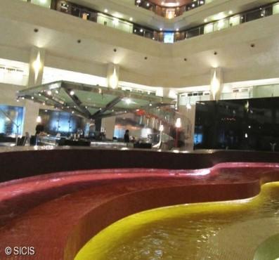 India - LeMeridien Hotel - New Delhi SICIS - Poza 19