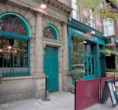 Irlanda - Cafè en Seine - Dublin SICIS - Poza 1