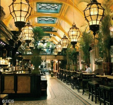 Irlanda - Cafè en Seine - Dublin SICIS - Poza 3
