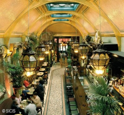 Irlanda - Cafè en Seine - Dublin SICIS - Poza 4