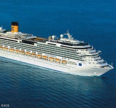 Italia - Costa Serena - Cruising the Mediterraneum SICIS - Poza 1