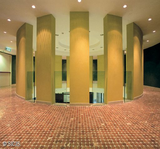 Italia - DM1 Headquartier - Imola SICIS - Poza 3