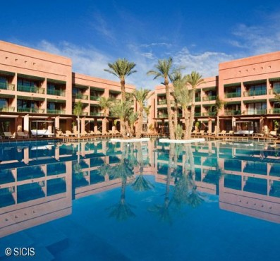 Maroc - Holiday Inn - Marrakech SICIS - Poza 1