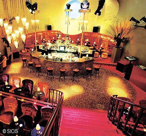 Olanda - Cineac Lounge - Amsterdam SICIS - Poza 1