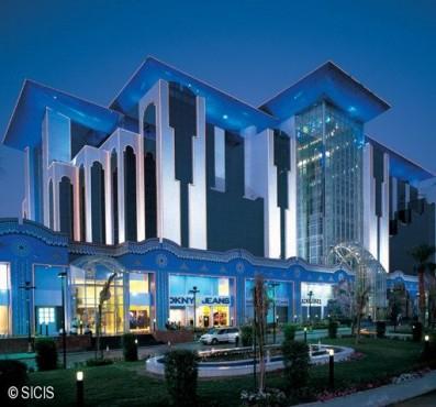 Saudi Arabia - Oasis Shopping Hall - Jeddah SICIS - Poza 1