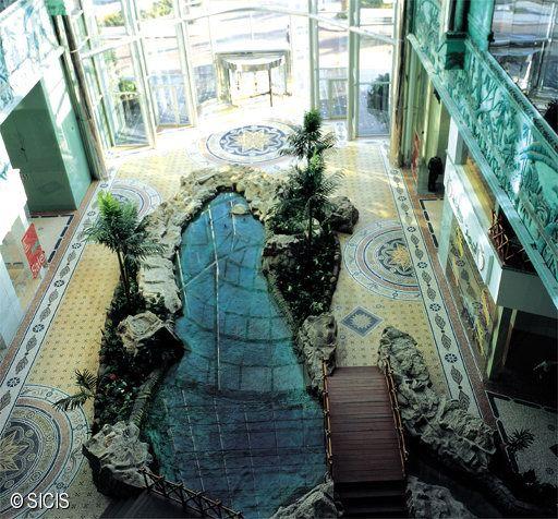 Saudi Arabia - Oasis Shopping Hall - Jeddah SICIS - Poza 6