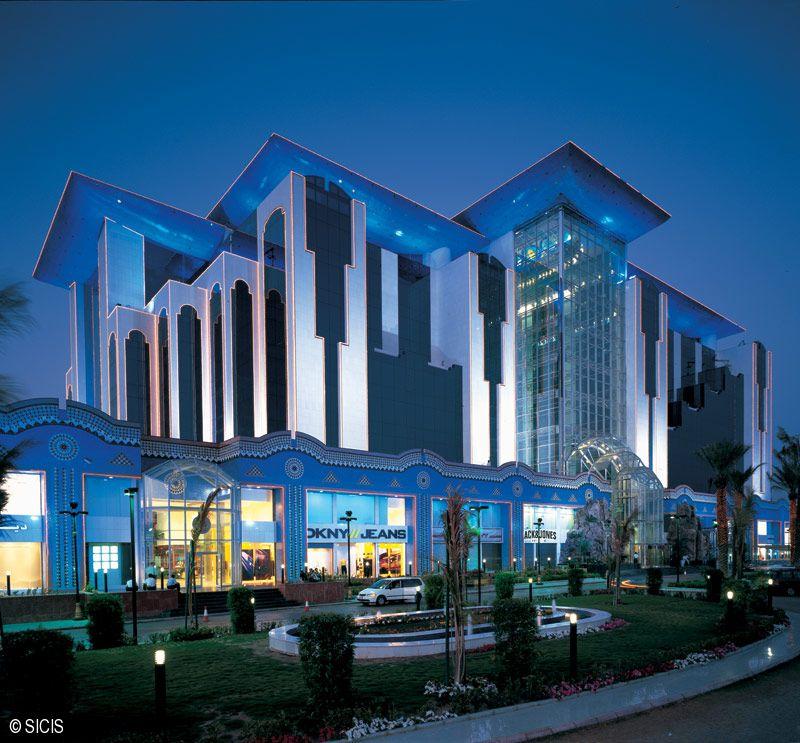 Saudi Arabia - Oasis Shopping Hall - Jeddah SICIS - Poza 8