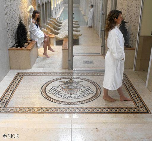 Spania - Termas de Pallares - Alhama de Aragòn SICIS - Poza 1