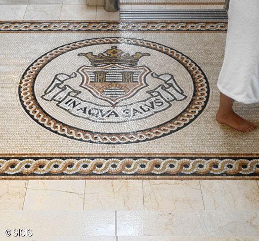 Spania - Termas de Pallares - Alhama de Aragòn SICIS - Poza 2