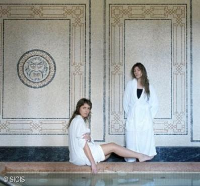 Spania - Termas de Pallares - Alhama de Aragòn SICIS - Poza 12