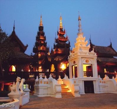 Thailand - Mandarin Oriental Hotel - Chiang Mai SICIS - Poza 1