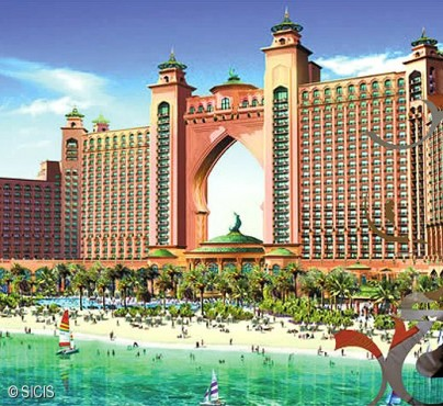 Emiratele Arabe Unite - Atlantis Hotel - Dubai SICIS - Poza 2