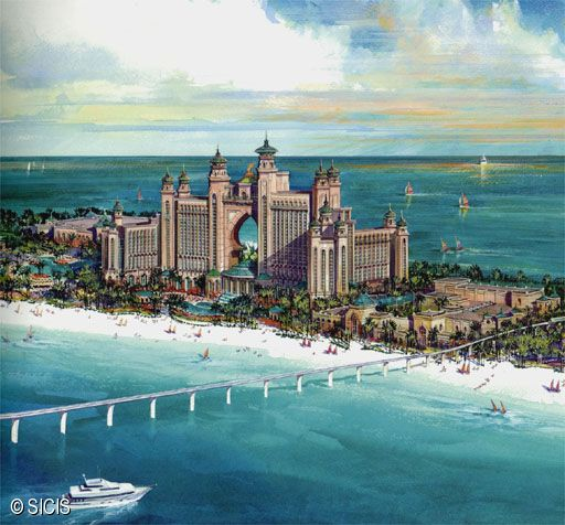 Emiratele Arabe Unite - Atlantis Hotel - Dubai SICIS - Poza 8