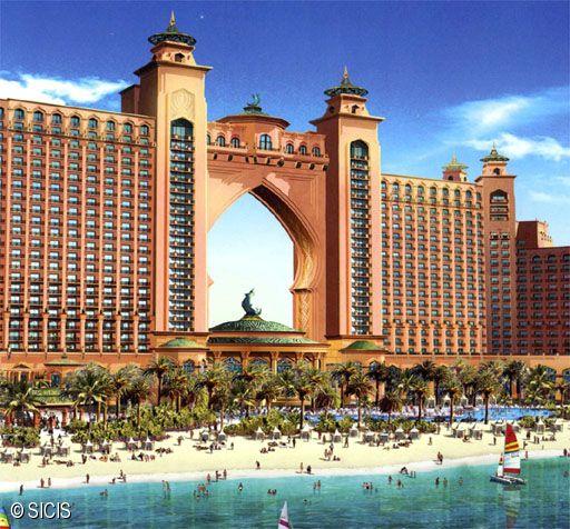 Emiratele Arabe Unite - Atlantis Hotel - Dubai SICIS - Poza 10