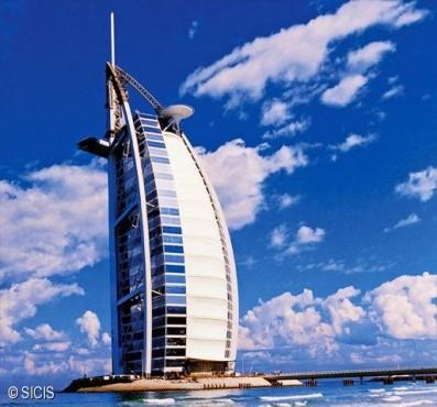 Emiratele Arabe Unite - Burj Al Arab - Dubai SICIS - Poza 1