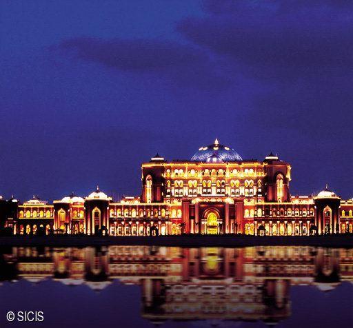 Emiratele Arabe Unite -Emirates Palace Hotel - Abu Dhabi SICIS - Poza 1