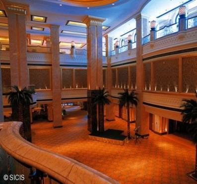 Emiratele Arabe Unite -Emirates Palace Hotel - Abu Dhabi SICIS - Poza 6