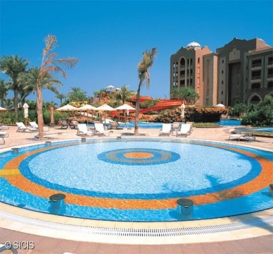 Emiratele Arabe Unite -Emirates Palace Hotel - Abu Dhabi SICIS - Poza 8
