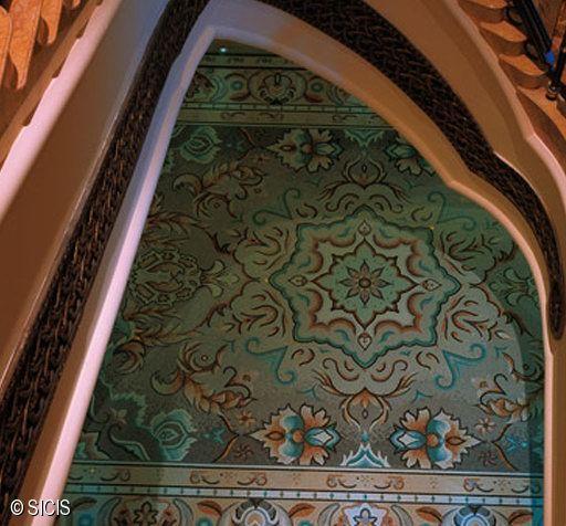 Emiratele Arabe Unite -Emirates Palace Hotel - Abu Dhabi SICIS - Poza 10