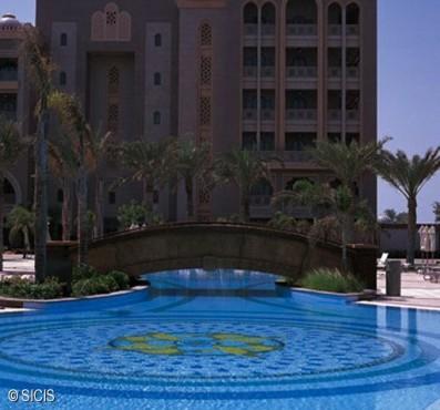 Emiratele Arabe Unite -Emirates Palace Hotel - Abu Dhabi SICIS - Poza 11