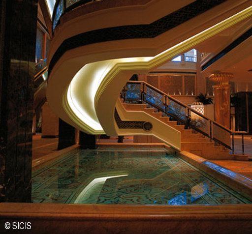 Emiratele Arabe Unite -Emirates Palace Hotel - Abu Dhabi SICIS - Poza 12