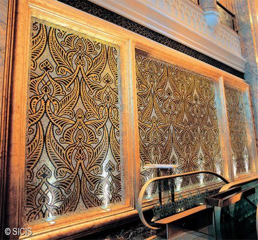 Emiratele Arabe Unite -Emirates Palace Hotel - Abu Dhabi SICIS - Poza 14