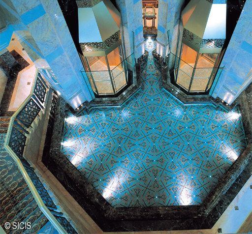 Emiratele Arabe Unite -Emirates Palace Hotel - Abu Dhabi SICIS - Poza 15