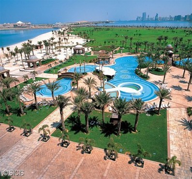 Emiratele Arabe Unite -Emirates Palace Hotel - Abu Dhabi SICIS - Poza 17
